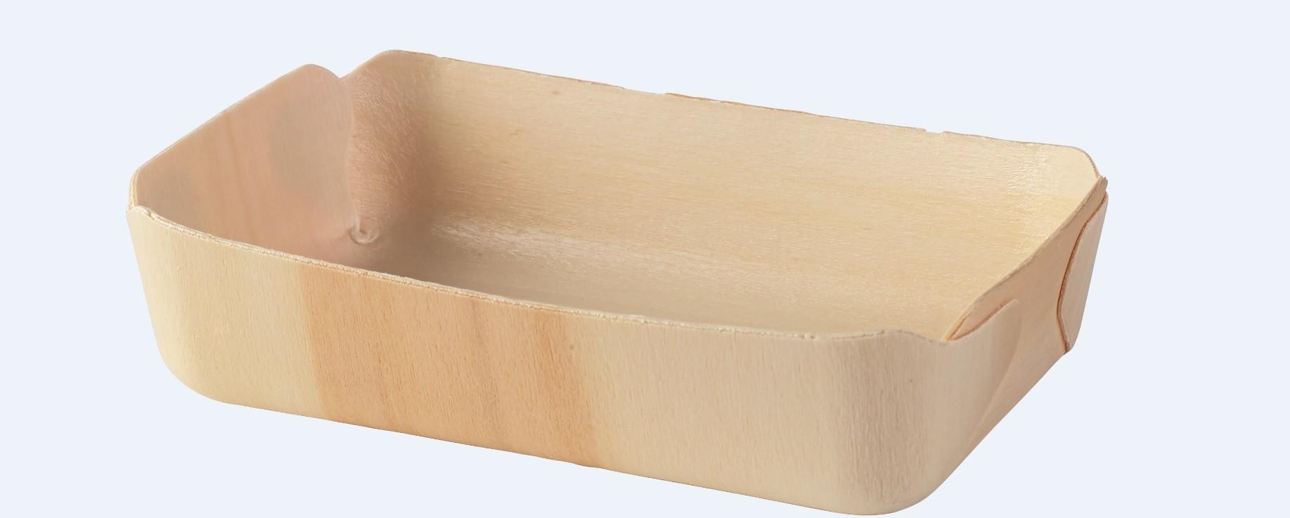 Assiette madera 175 NATURAL COMATEC