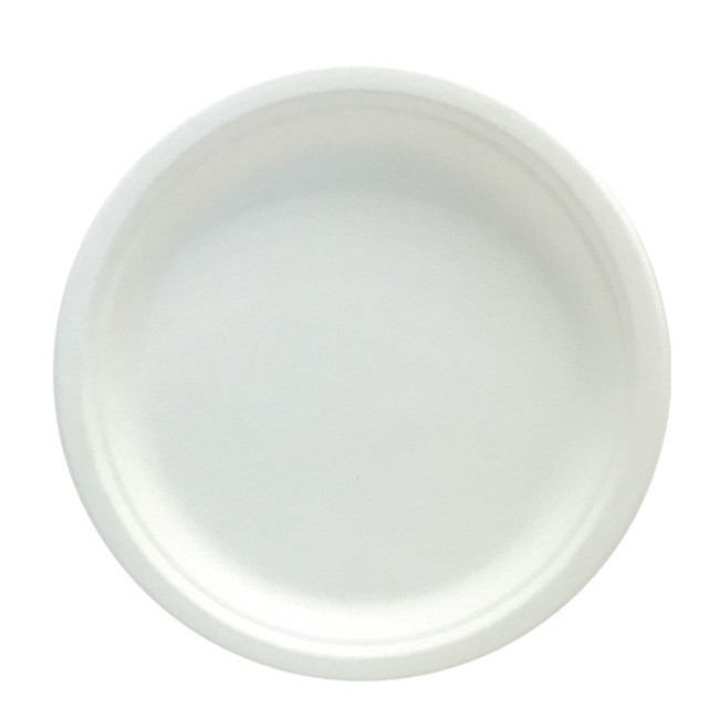 ASSIETTE BIODEGRADABLE RONDE 15cm
