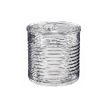 Boite de conserve 110ml-Transparent
