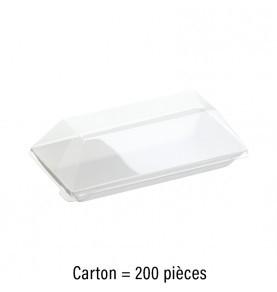 Couvercle Assiette cubik 6,5x13cm