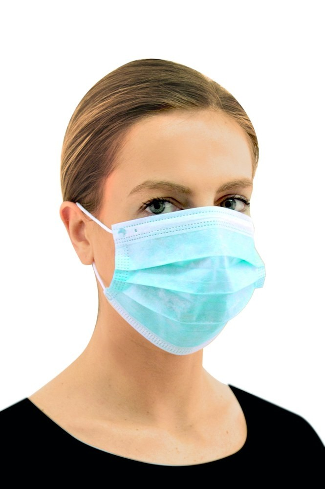 Masques chirurgicaux Hygiène 3 Plis type II