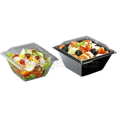 """Pot salade & dessert """"TAKIPACK"""" 370ml"""