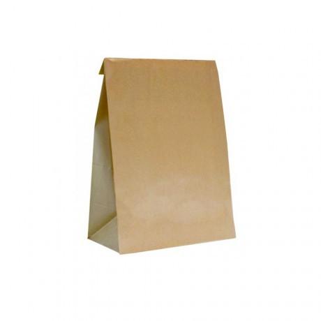 Sac Papier kraft SOS                           20+9 x 34.5cm