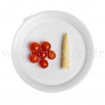 Assiette jetable pas cher ø 22cm