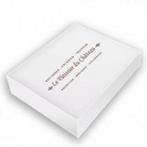 3000 Boite patissière personnalisé 2 couleurs 28x42x6cm(ht)