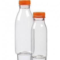 Bouteille plastique jetable Réutilisable