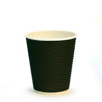 GOBELET CARTON 36cl NOIR