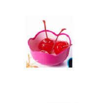 Verrine Mini Lotus Bicolore 4cl Framboise