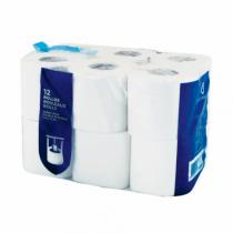 Papier toilette wc - PQ - 2 plis