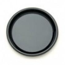 PLATEAU ROND Noir  Ø 30cm