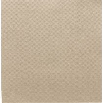 SERVIETTES PAPIER DOUBLE POINT TAUPE 39x39