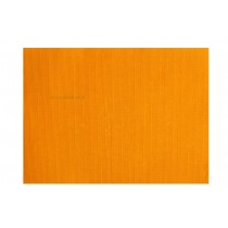 SET DE TABLE PAPIER MANDARINE TRAME 30X40