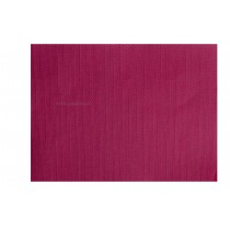 SETS DE TABLE PAPIER BORDEAUX tramé 30x40