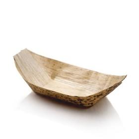 BARQUETTE BATEAU EN BAMBOU 12cm