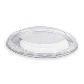 """Couvercle plat pour pot dessert 200ml """"Deli"""" 200ml et 300ml - Ø 95mm"""